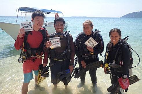 Reef Check Eco-Diver