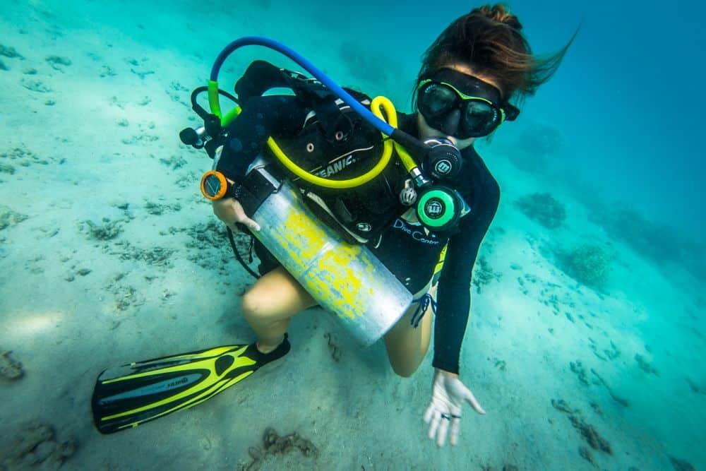 Padi Open Water Diver Tioman Dive Centre Malaysia