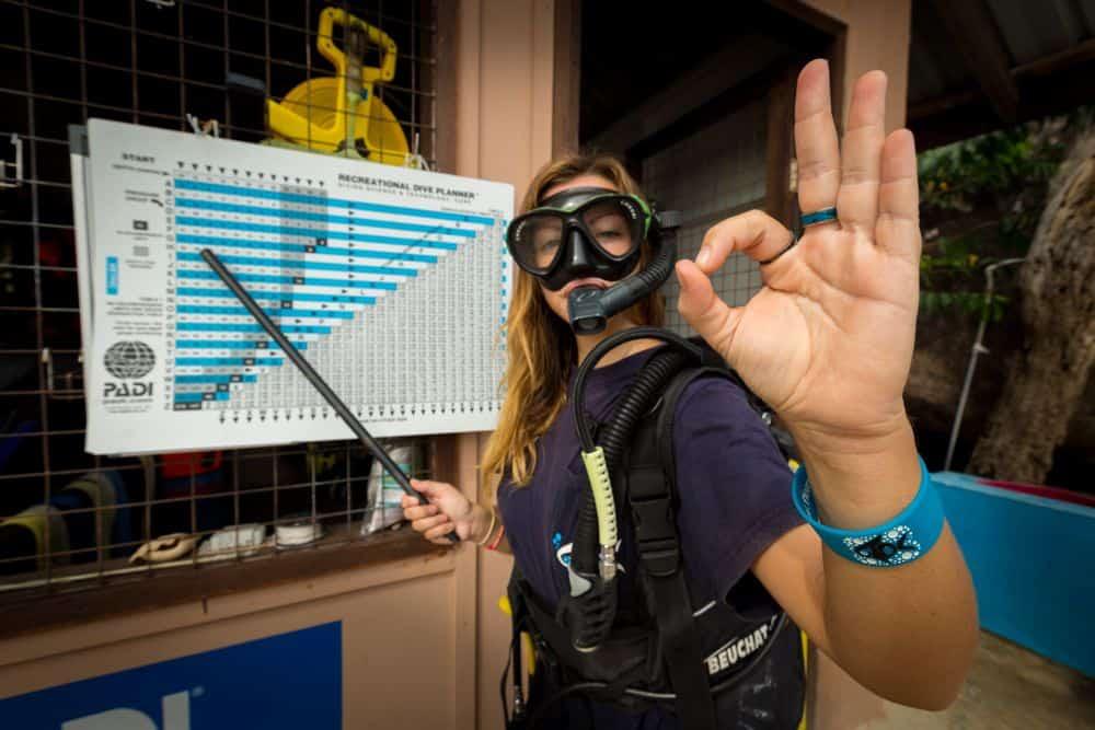 PADI Open Water Diver | Tioman Dive Centre Malaysia