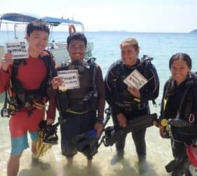 Reef Check Eco-Divers